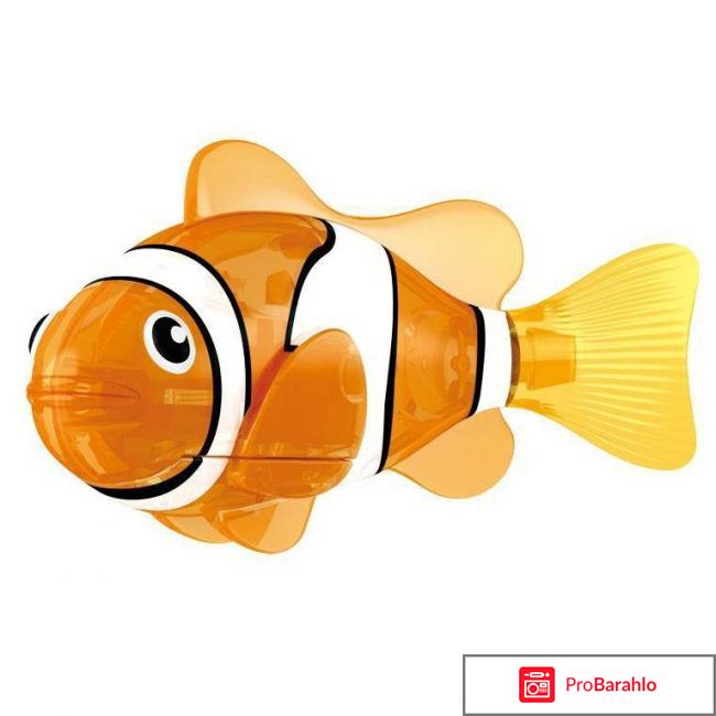 Роборыбка Bradex «Funny fish» отрицательные отзывы