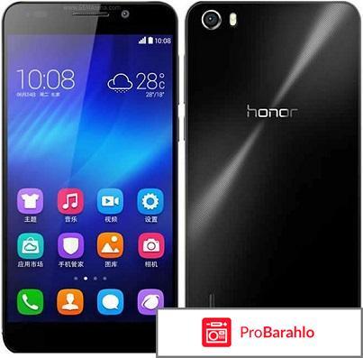 Huawei Honor 6C реальные отзывы
