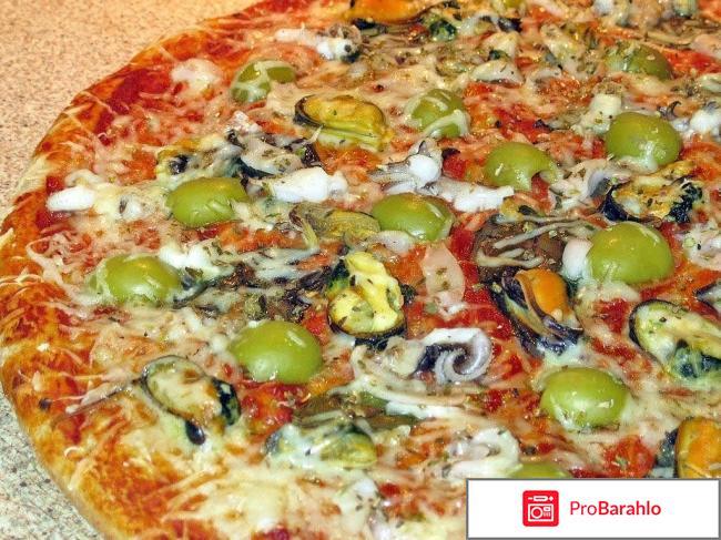 Начинка для пиццы реальные отзывы