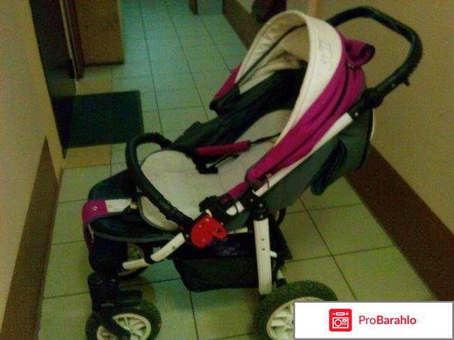 Прогулочная коляска Camarelo EOS реальные отзывы