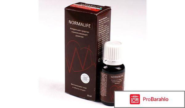 Normalife отрицательные отзывы