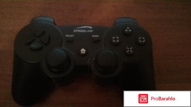 Геймпад SPEEDLINK STRIKE FX Wireless Gamepad