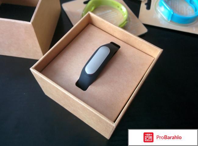 Умный браслет Xiaomi Mi Band обман