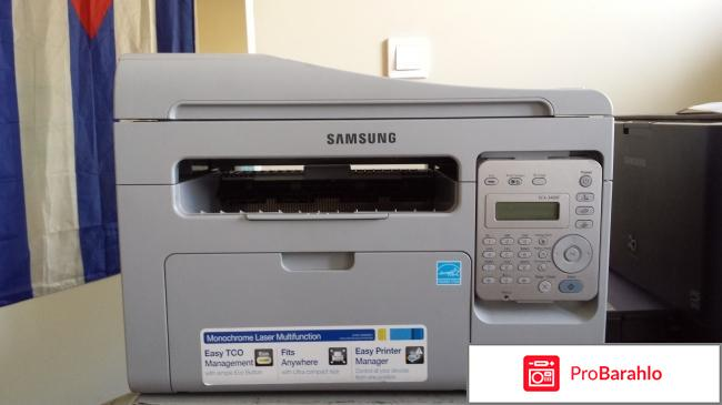 Samsung scx 3400 отзывы отрицательные отзывы