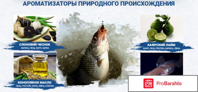 Активатор клева Fish XXL отзывы владельцев