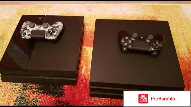Sony playstation 4 pro отзывы обман