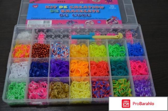 Плетение браслетов из резиночек отзыв с фото отрицательные отзывы