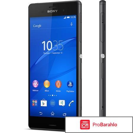 Смартфон сони xperia z3 цена отзывы фото отрицательные отзывы