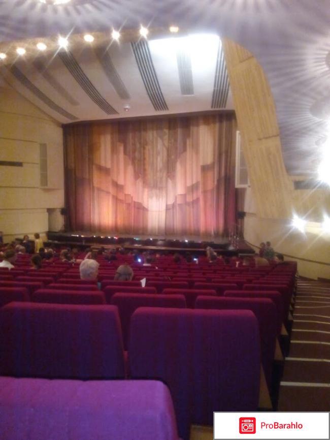 Чувашский государственный театр оперы и балета реальные отзывы