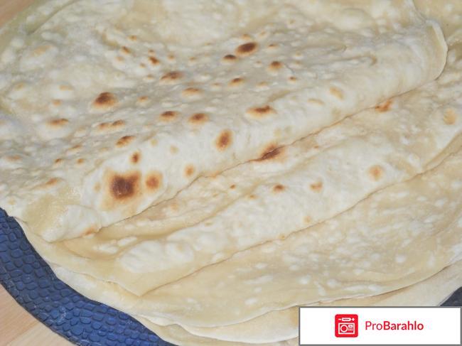 Тонкий армянский лаваш - домашний пошаговый рецепт
