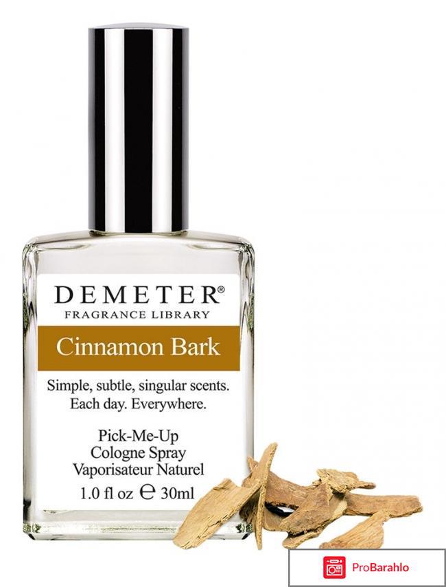 Одеколон «Корица» (Cinnamon Bark) Demeter