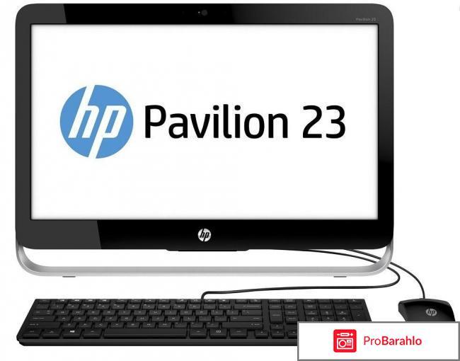 Моноблок HP Pavilion 23 (K0R22EA)