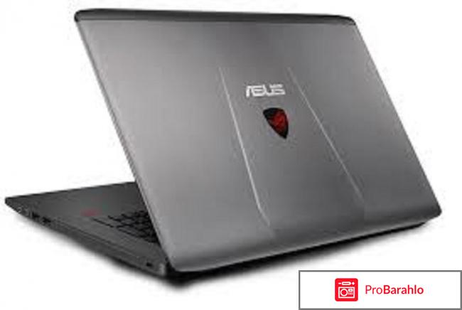 ASUS ROG GL752VW, Grey Metal (GL752VW-T4505T)