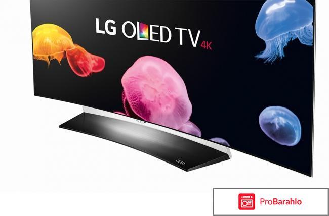 LG OLED65C6V отрицательные отзывы