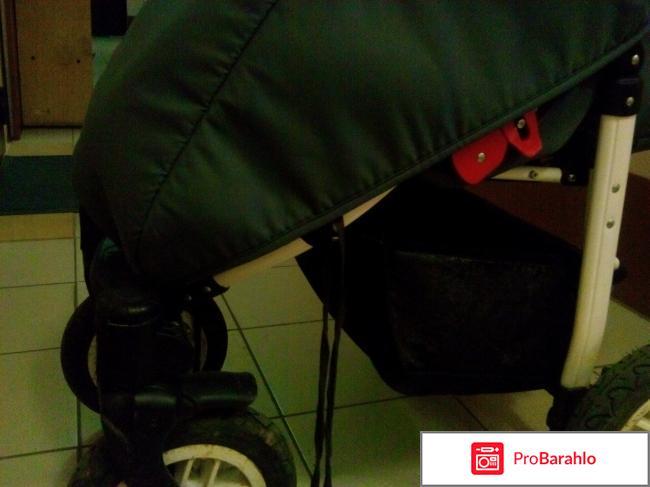 Прогулочная коляска Camarelo EOS фото