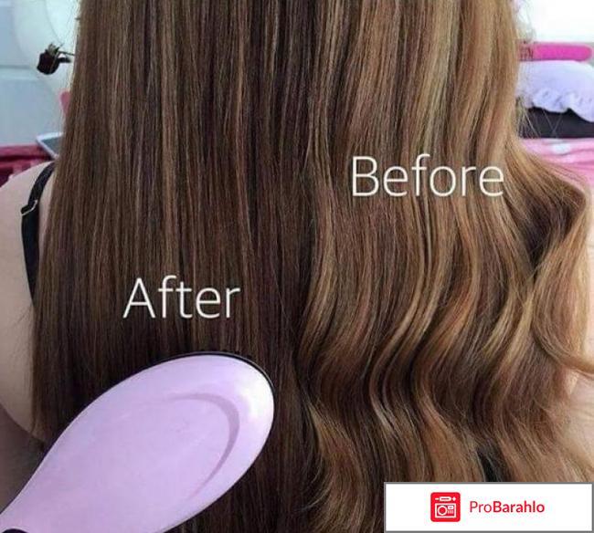 Расческа выпрямитель fast hair straightener обман
